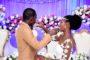 Kilindo & Edna on their wedding day