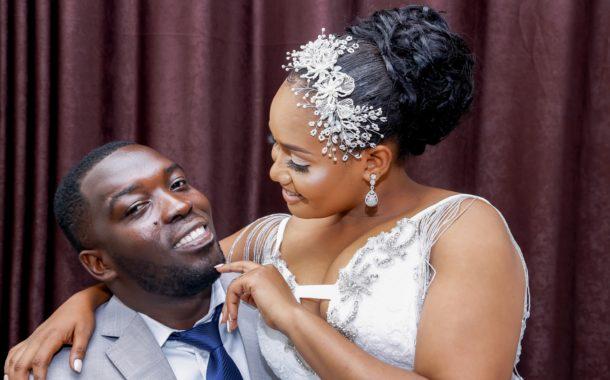 Indoor photo shoots on Paschal & Brenda wedding